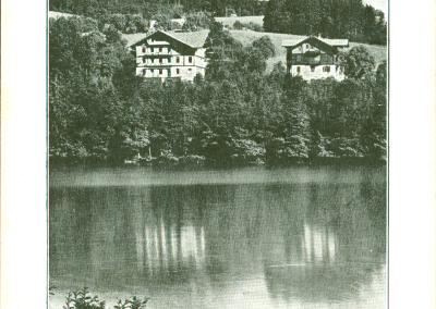 Internationale Hotelschule am Rotsee bei Luzern