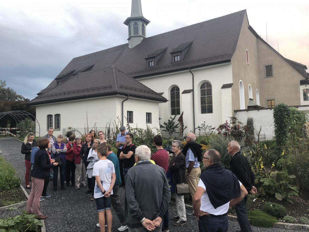 Herbstausflug zum Kloster Rathausen